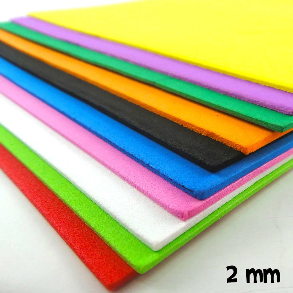 Foam Sheets For Craft Quill On