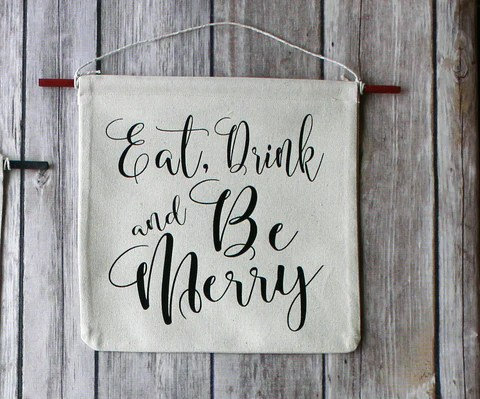 eat drink and be