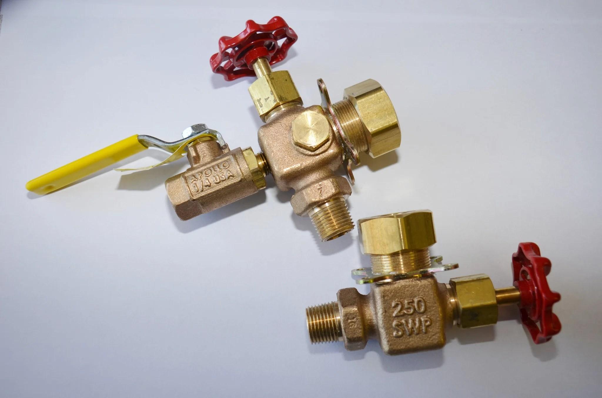 medium resolution of 24 350 03 conbraco bronze liquid level water gauge 1 2