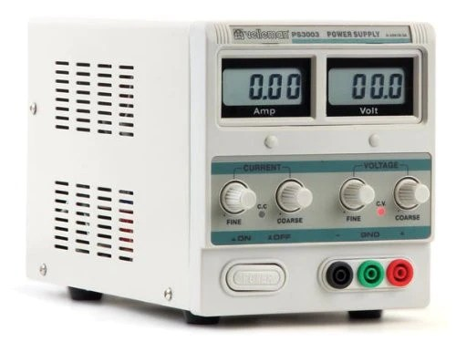 Velleman 30V Professional Grade Power Supply