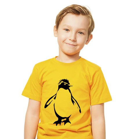 Boys Rockhopper Penguin T-Shirt