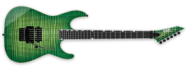 ESP USA Guitars 2019 M Series - The Music Zoo