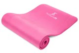Extra Thick Yoga and Pilates Mat 1/2 inch