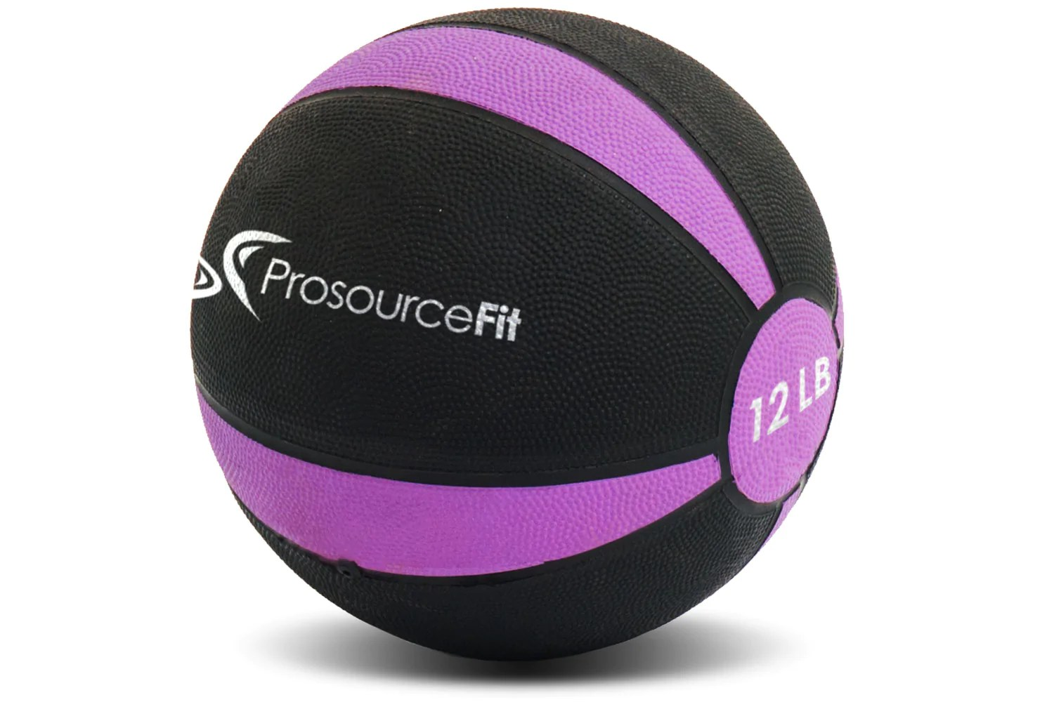 Rubber Medicine Ball 6 Lb - Prosourcefit