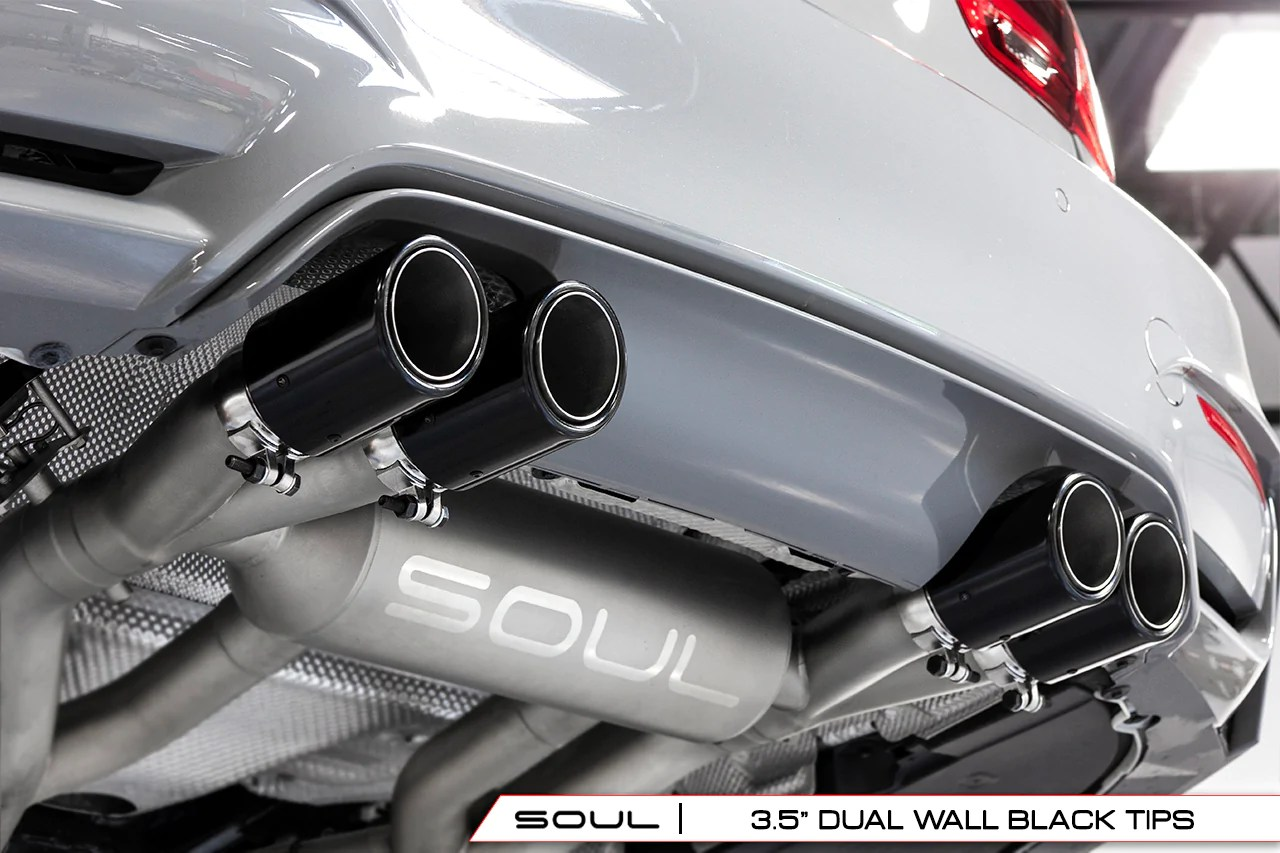 m3 exhaust gear one performance