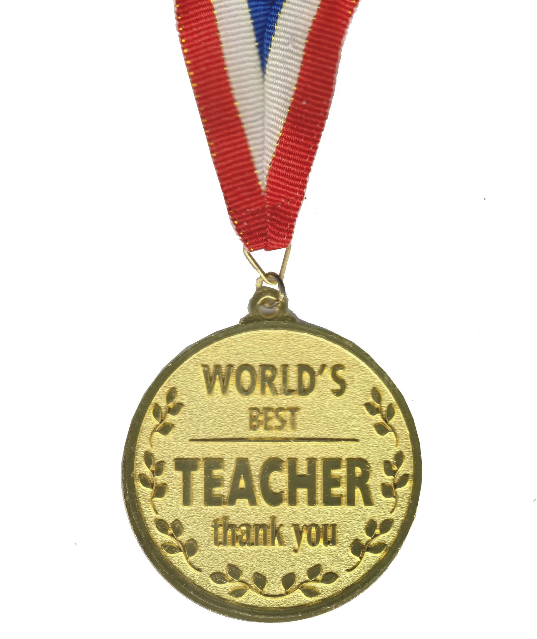 Atpata Funky World' Teacher Gold Medal