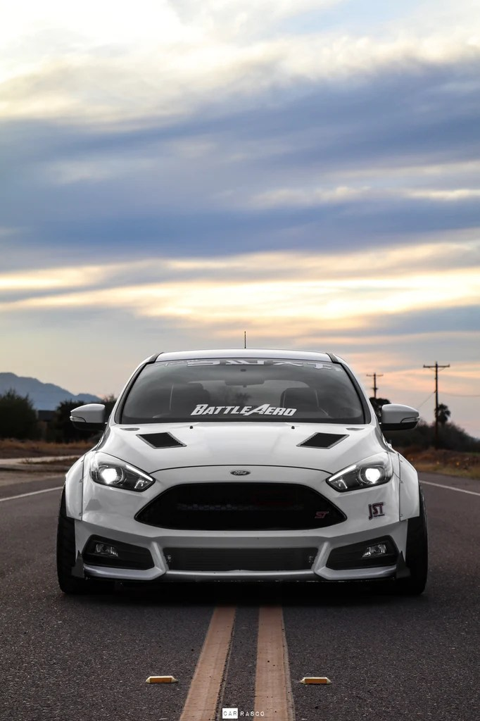 Ford - Focus RS - FRS, BRZ, Turbo Kit, Fabrication, Fuel