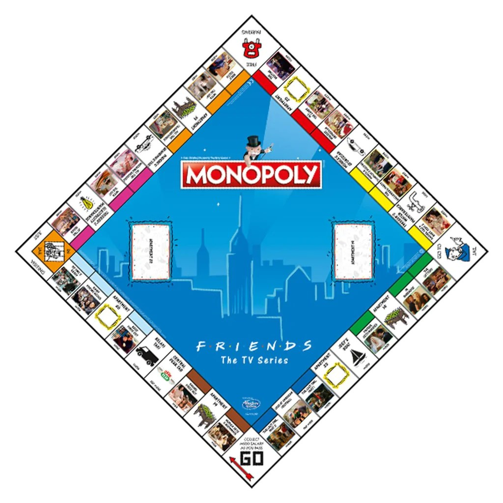 diagram of monopoly board [ 1024 x 1024 Pixel ]