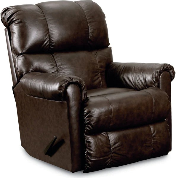 Lane Eureka Recliner  Leather Rocker Recliner Chair
