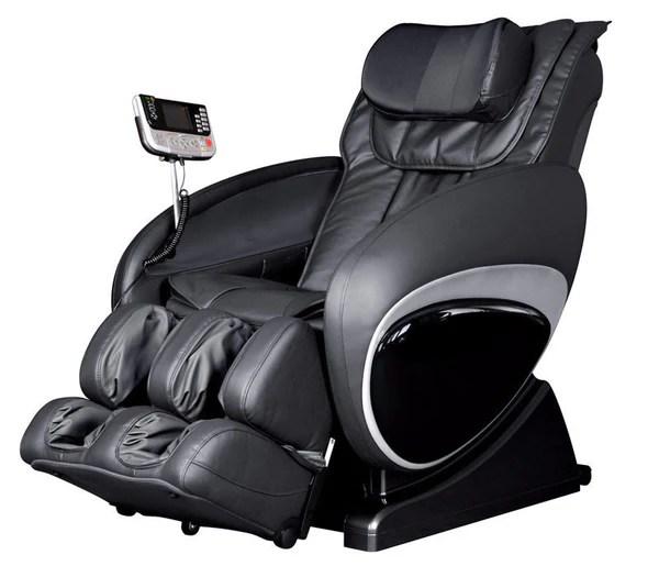 Cozzia 16027  Zero Gravity Shiatsu Massage Chairs  Lift