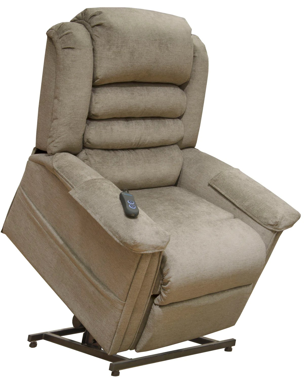 lay flat recliner chairs swing patio chair catnapper power lift and massage