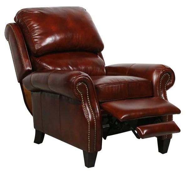 Barcalounger Churchill Recliner  Churchill Leather Recliner  Lift and Massage Chairs