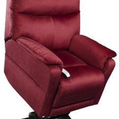 Infinite Position Recliner Power Lift Chair Bassett Inspired Office Windermere Cloud 1750 - And Massage Chairs