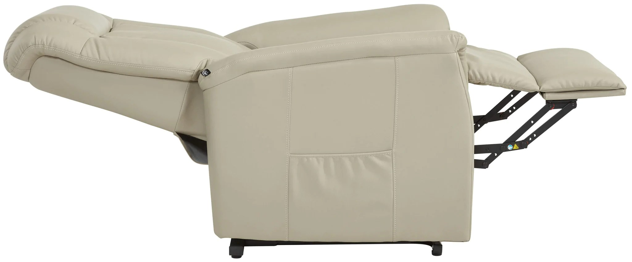 lay flat recliner chairs ikea black leather chair serta comfort lift full and massage comfortlift winston