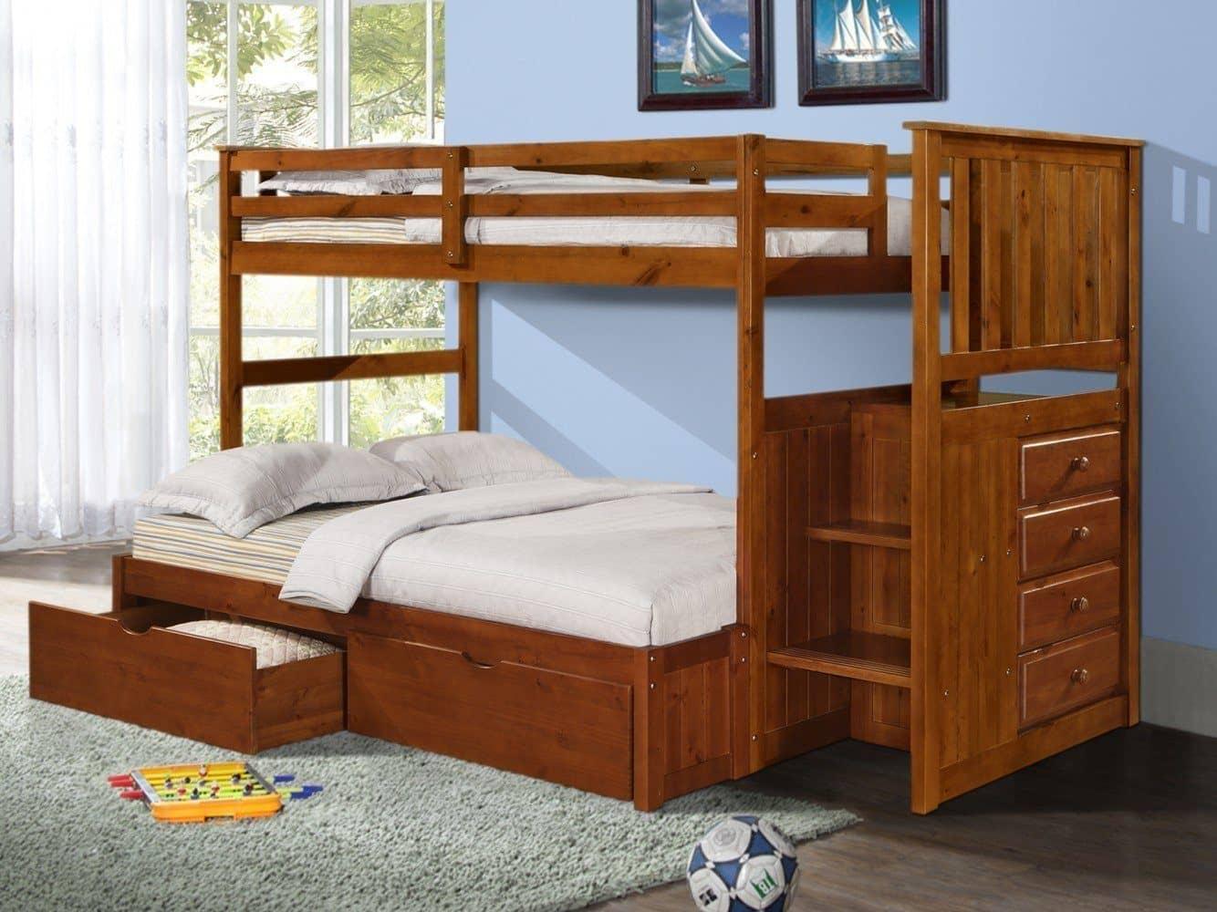 Alexander Kids Beds With Storage Custom Kids Furniture