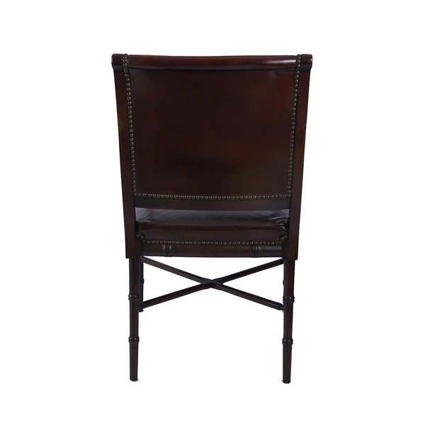 BMA At Home  Vintage Hickory Chair Company Library Chairs