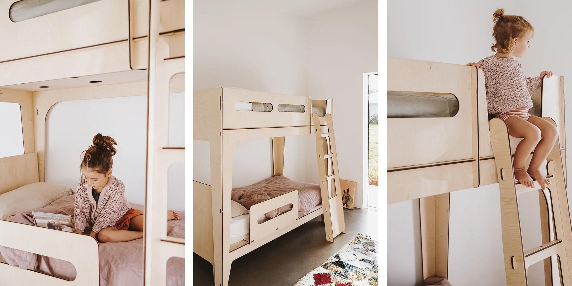 Kids Bunk Bed Melbourne Sydney Cool Bunk Beds Plyroom