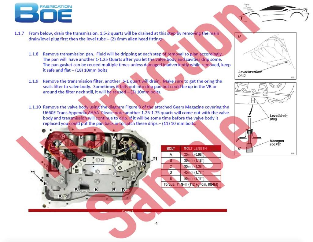 hight resolution of  evora ips transmission enhancement kit