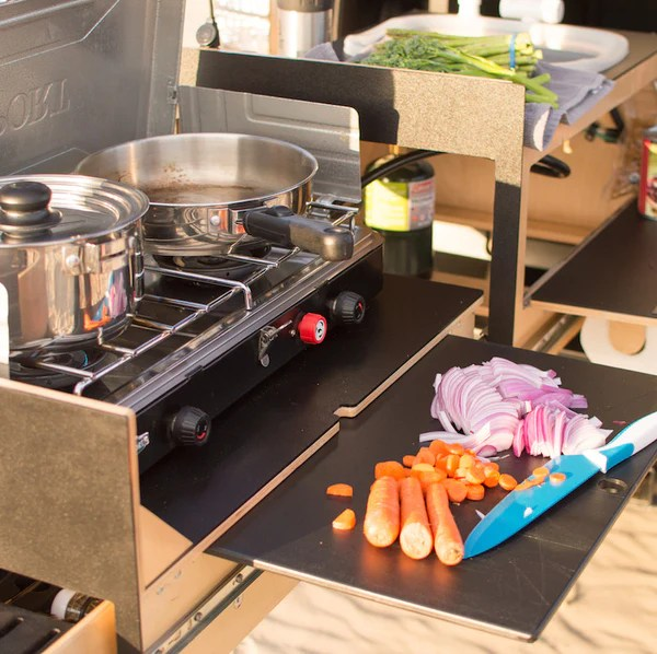 Scout Overland Camping Vehicle Kitchen Scout Equipment Co