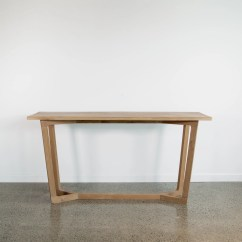 Teak Sofa Table Cream Living Room With Brown Console Natural Corcovado