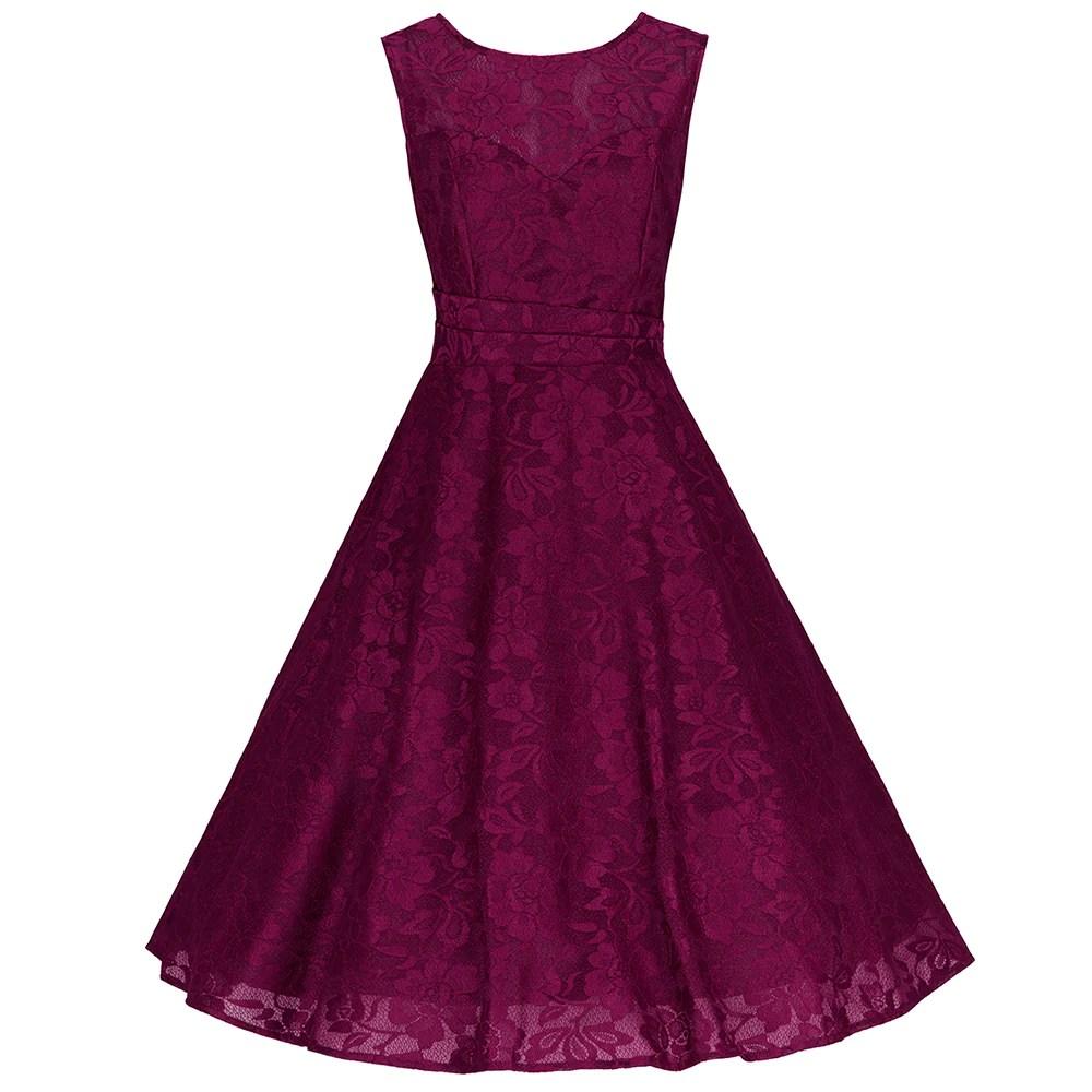 Sleeveless Prom Dress