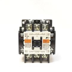 Wiring Diagram Of Magnetic Contactor Avital 4x03 Remote Start Fuji Sc N1 3a2a2b Coil 110v 120v
