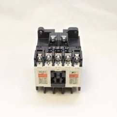 Wiring Diagram Of Magnetic Contactor Labeled A Ship Fuji Sc 5 1 3a1a1b Coil 100 120v