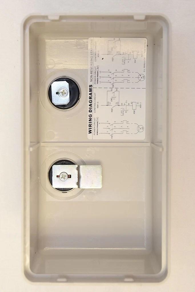 teco motor wiring diagram z rig hueb 11k start stop enclosed starter 220vac 3ph 7 2 10a