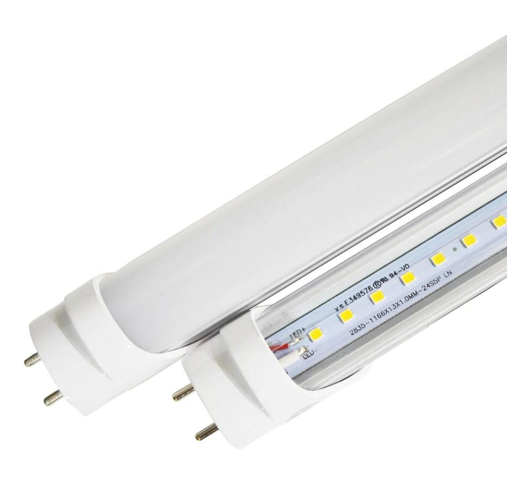 4ft 18w versat8 led tube ballast compatible or bypass ul dlc  [ 1024 x 1016 Pixel ]