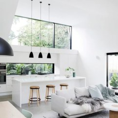 Living Room Decor Inspiration 2018 Fabric Furniture 4 Looks We Love For Gold Coast Interior Design Scandinavian Ideas And