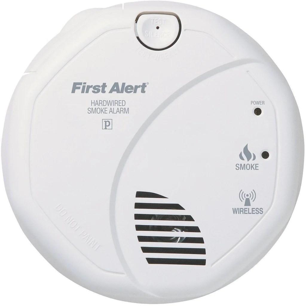 wiring diagram for interconnected smoke detectors wireless router bioart brk first alert sa520b hardwire