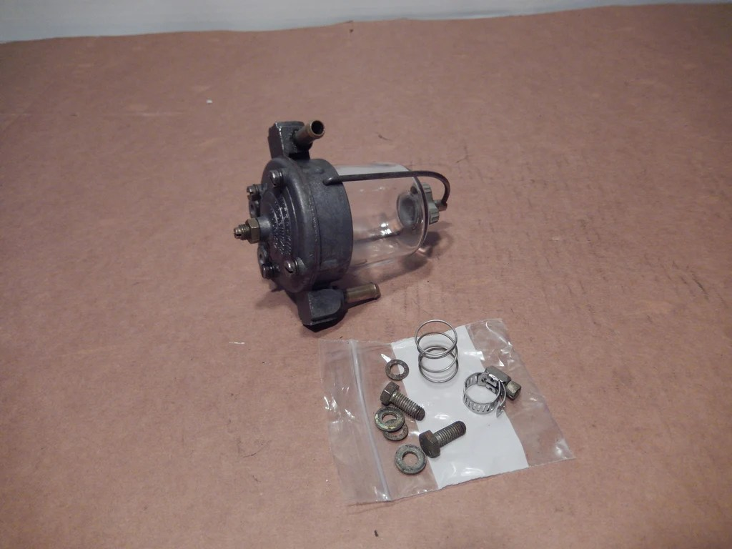 small resolution of king fuel filter