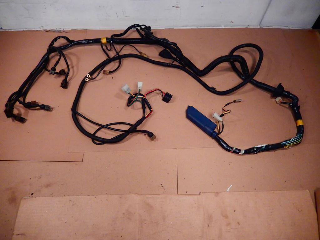 2002 maserati wiring harnes [ 1024 x 768 Pixel ]