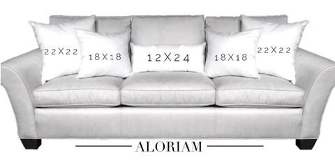 18x18 pillow covers in designer fabrics
