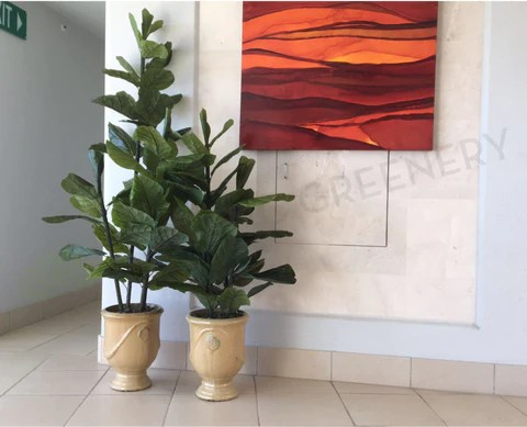Iluka  Artificial Plants for Filing Cabinets Office