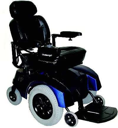 TuffCare PP5500 Front Drive Powerchair Electric Wheel