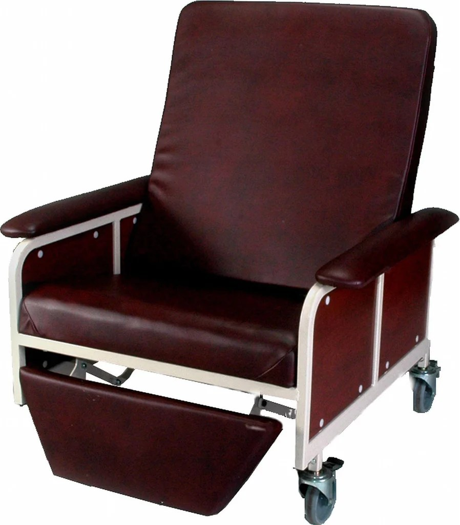 Bariatric Chair Convaquip Bariatric Recliner Chair Free Shipping To Loading Dock