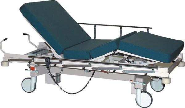 Convaquip Bariatric Electric Transport Gurney ER