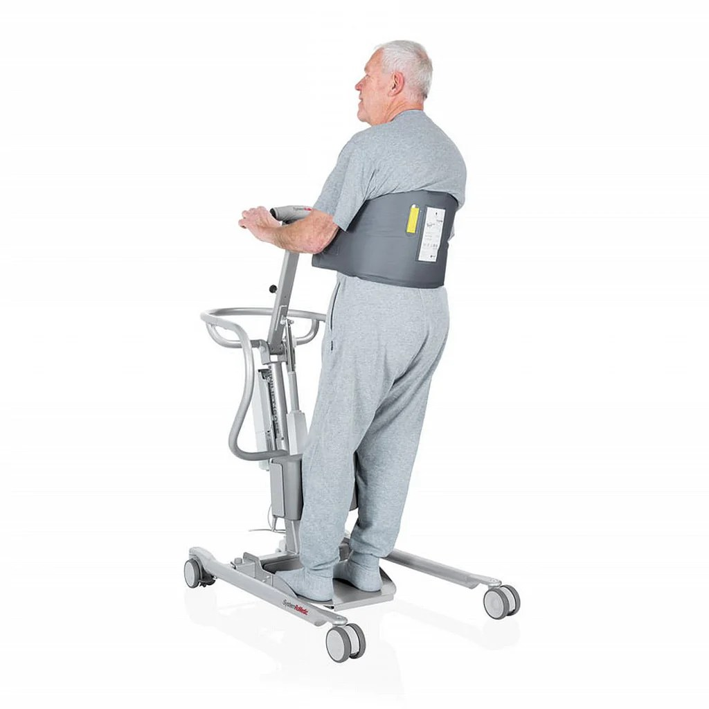 romedic stand up lift chair gym roman system minlift 160 sit to portable