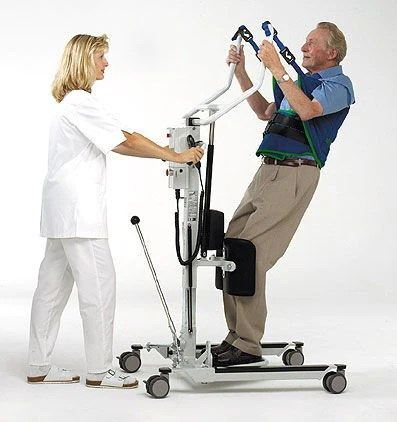 Barrier Free Lifts RAISA Full Electric Sit to Stand Up