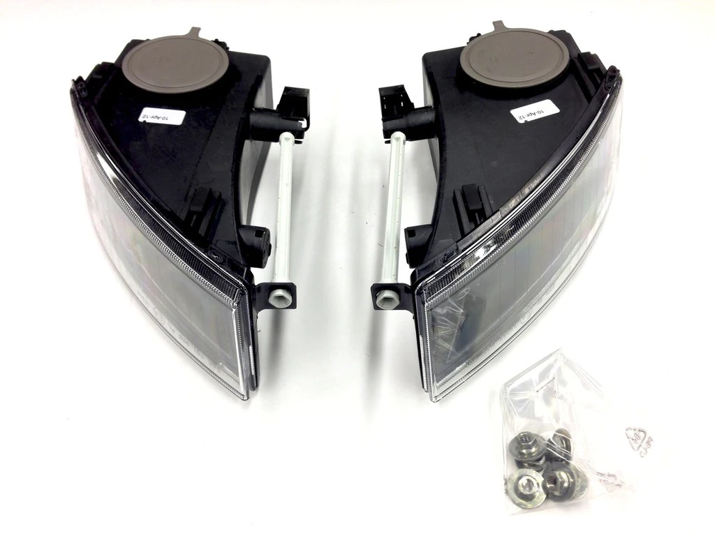 hight resolution of oem fog light kit 12787092 2003 2007 9 3 saab