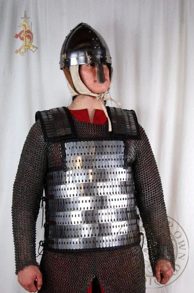 Lamellar Scale Plate Armour Byzantium Russia And Viking