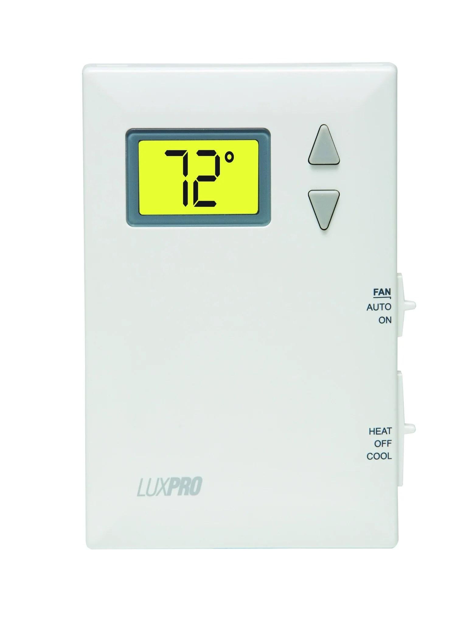 medium resolution of lux thermostat wiring