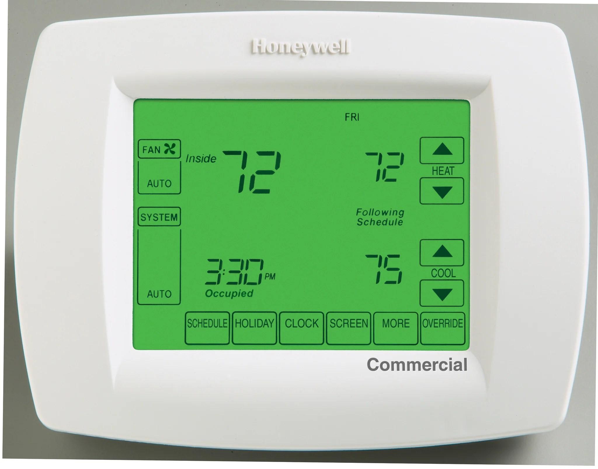 medium resolution of honeywell commercial th8320r1003 vision pro 8000 thermostat honeywell 8000 line volt pro thermostat wiring honeywell corporation