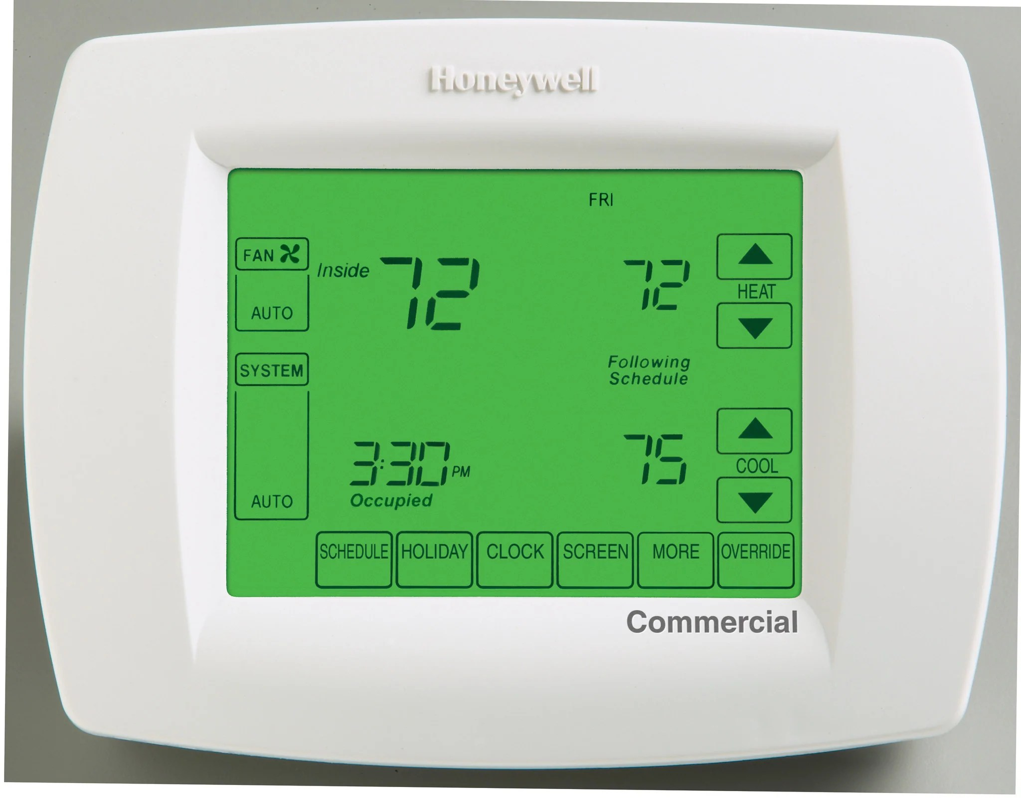 medium resolution of honeywell tb8220u1003 commercial vision pro 8000 thermostat