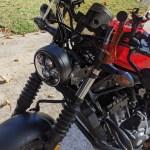 Honda Shadow Rebel Led Headlight And Mounting Kit Eaglelights