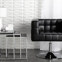 Wall Panels For Living Room Images Of Modern Chairs Architect Flats 3d Installation Inhabit