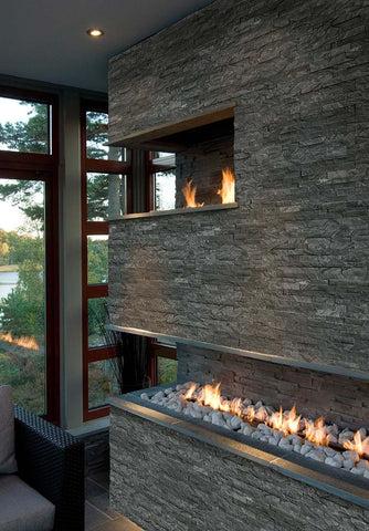 SognareALA Grey LedgerStacked Stone Panels  Sognare Tile