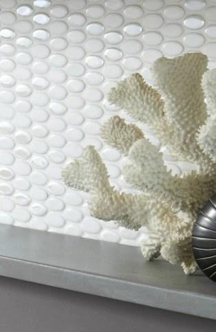 Tile Confetti Porcelain Oval Mosaic  Sognare Tile  Stone