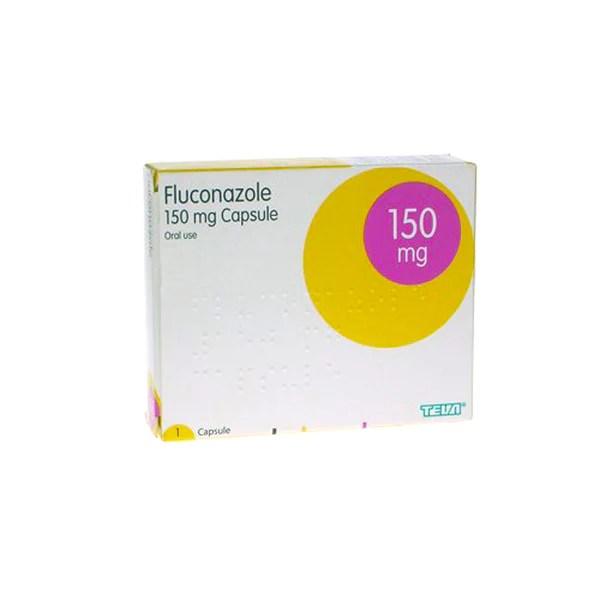 Fluconazole Capsule 150mg Pharmacyfix